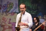 Bardentreffen 2016 - Iyeoka - Saxophon I
