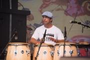 Bardentreffen 2016 - Iyeoka - Percussions III