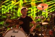 Bardentreffen 2016 - Seth Lakeman - Drums II