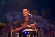 Bardentreffen 2016 - Wolf Maahn - Percussions II