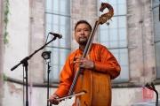 Bardentreffen 2016 - Sedaa - Bass I