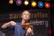 Bardentreffen 2016 - Fleadh - Violin I
