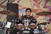 Bardentreffen 2016 - Celso Piña - Drums I