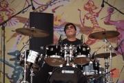 Bardentreffen 2016 - Celso Piña - Drums II