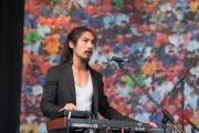 Bardentreffen 2016 - Maïa Barouh - Keys