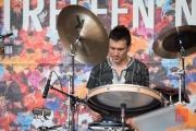 Bardentreffen 2016 - Maïa Barouh - Percussions