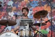 Bardentreffen 2016 - Maïa Barouh - Drums