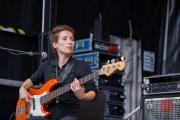 Bardentreffen 2016 - Ernst Molden - Bass I
