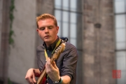Bardentreffen 2016 - Luke Jackson Trio - Andy Sharps II