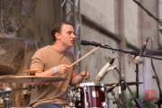 Bardentreffen 2016 - Luke Jackson Trio - Connor Downs I