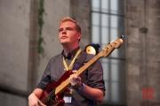 Bardentreffen 2016 - Luke Jackson Trio - Andy Sharps I