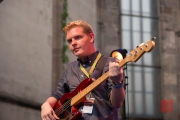Bardentreffen 2016 - Luke Jackson Trio - Andy Sharps III