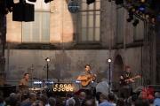 Bardentreffen 2016 - Luke Jackson Trio III