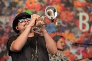 Bardentreffen 2016 - Ana Tijoux - Trumpet I