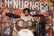 Bardentreffen 2016 - Ana Tijoux - Drums I