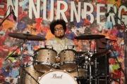 Bardentreffen 2016 - Ana Tijoux - Drums II