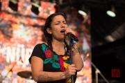 Bardentreffen 2016 - Ana Tijoux - Ana III