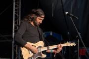 Bardentreffen 2016 - Ana Tijoux - Guitar II