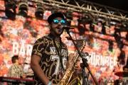 Bardentreffen 2016 - Ana Tijoux - Saxophone III