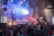 Brückenfestival 2016 - The Yoohoos I