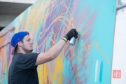 Brückenfestival 2016 - Graffiti I