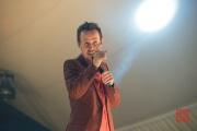 Serenadenhof 2016 - Wise Guys - Marc Sahr II