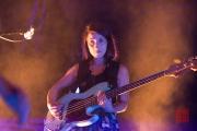 E-Werk Clueso 2016 - Bass I