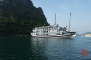 Halong Bay 2016 - Boat