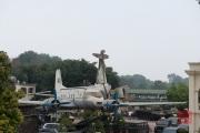 Hanoi 2016 - Military Museum - Plane
