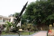 Hanoi 2016 - Military Museum - Missles