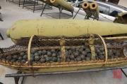 Hanoi 2016 - Military Museum - Bomb