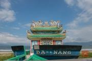 Vietnam 2016 - Boat - Da Nang