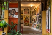 Hoi An 2016 - Art shop