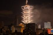Taiwan 2016 Fireworks X