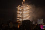 Taiwan 2016 Fireworks XI