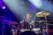 E-Werk Teesy 2017 - Drums