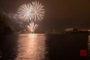 Nuremberg Spring Fireworks 2017 - White