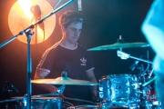 Unter einem Dach 2017 - Leoniden - Drums II