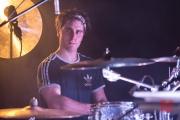 Unter einem Dach 2017 - Leoniden - Drums III