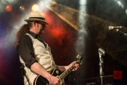 Hirsch Dr. Woo's Rock 'n' Roll Circus 2017 - Steff Lehner III