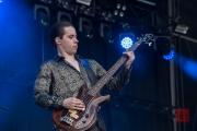 Das Fest 2017 - Drangsal - Bass III