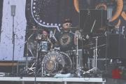 Das Fest 2017 - Zebrahead - Ed Udhus