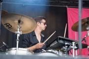 Das Fest 2017 - Henning Wehland - Drums I