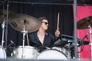 Das Fest 2017 - Henning Wehland - Drums III