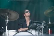 Das Fest 2017 - Henning Wehland - Drums II