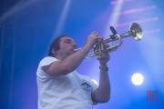 Das Fest 2017 - LaBrassBanda - Jörg Hartl II