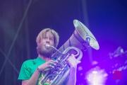 Das Fest 2017 - LaBrassBanda - Stefan Huber II