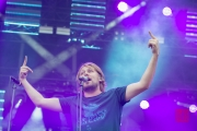 Das Fest 2017 - LaBrassBanda - Stefan Dettl IV