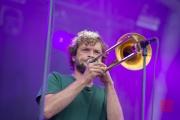 Das Fest 2017 - LaBrassBanda - Manuel Winbeck I