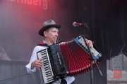 Bardentreffen 2017 - Lüül & Band - Accordion II